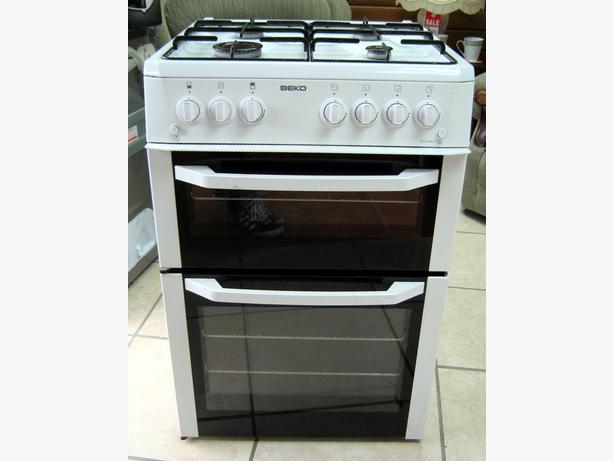 Beko 60cm Gas Cooker, FSD Hobs, VGC, 6 Month Warranty