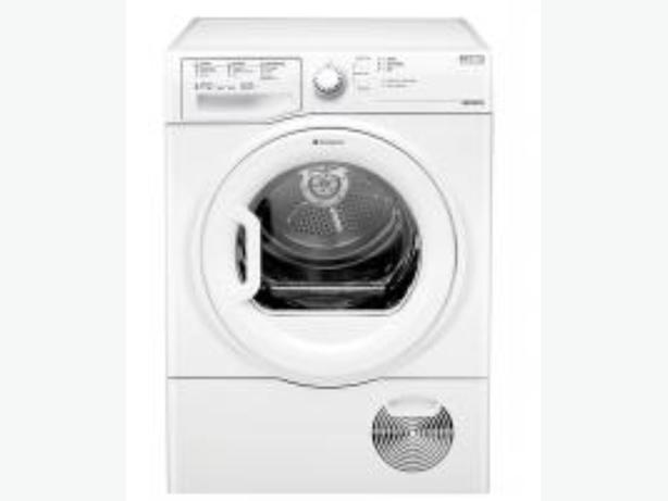 Hotpoint Aquarius condenser tumble dryer