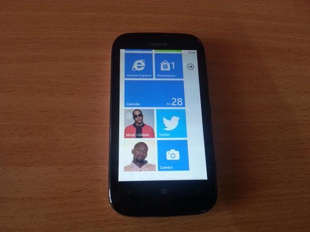Nokia Lumia 510 Smartphone Tesco Mobile Good Condition Can Deliver