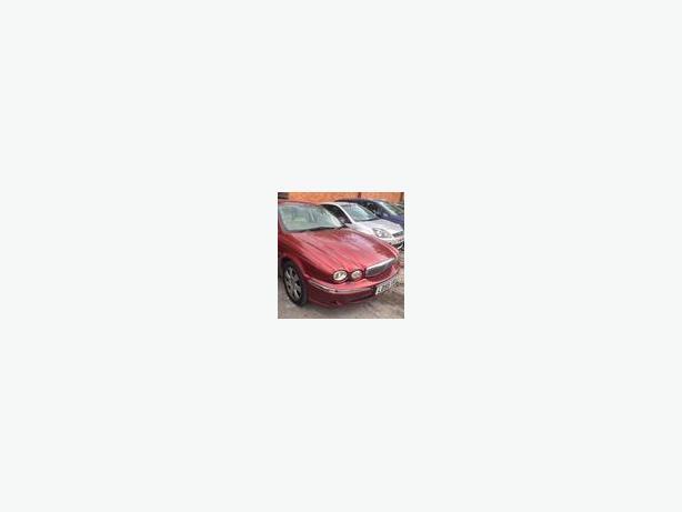 Jaguar Diesel X Type 2005