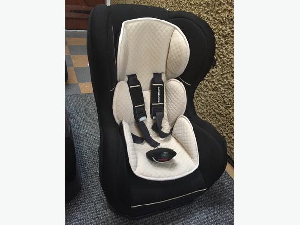 mothercare milan car seat black