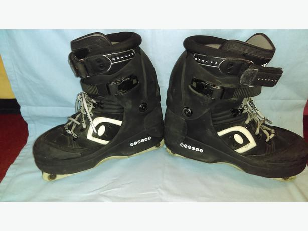 CHAOS 2 INLINE ROLLER SKATES SIZE 10.