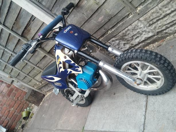Rapid Mini Dirt Bike Mini Moto