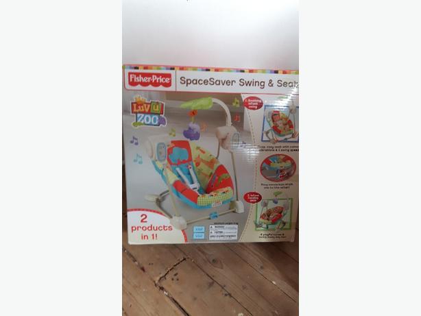 ono baby swing/ feeding chair