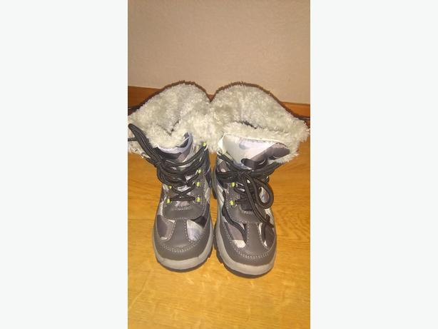 childs snow boots