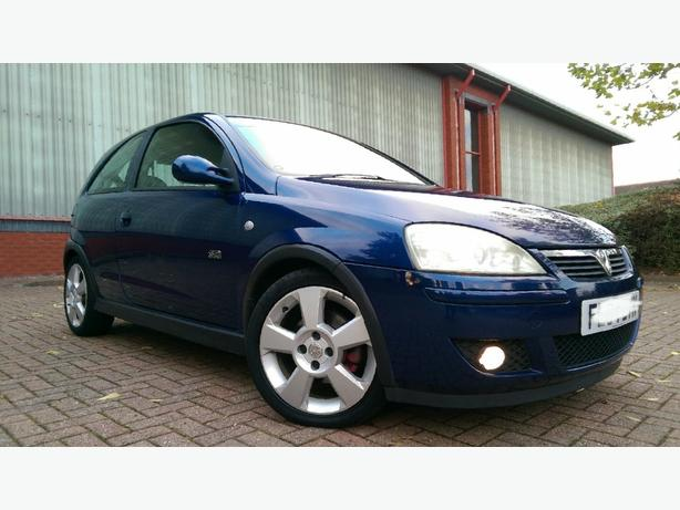 2004/04 VAUXHALL CORSA SRI *1 OWNER FROM NEW FULL VAUXHALL DEALER HISTORY*