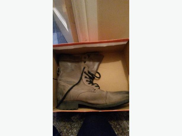 mens river island boots size 12