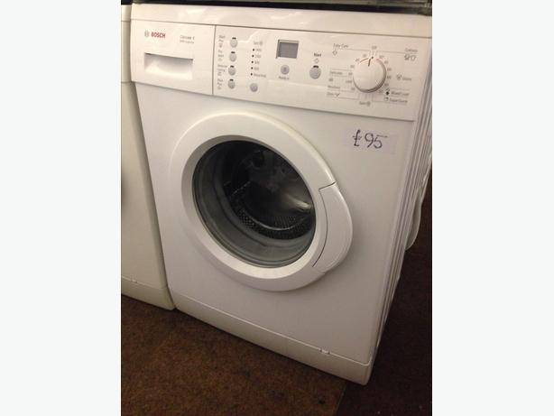 BOSCH WASHING MACHINE 6KG