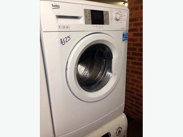 BEKO LCD DISPALY 7KG WASHING MACHINE