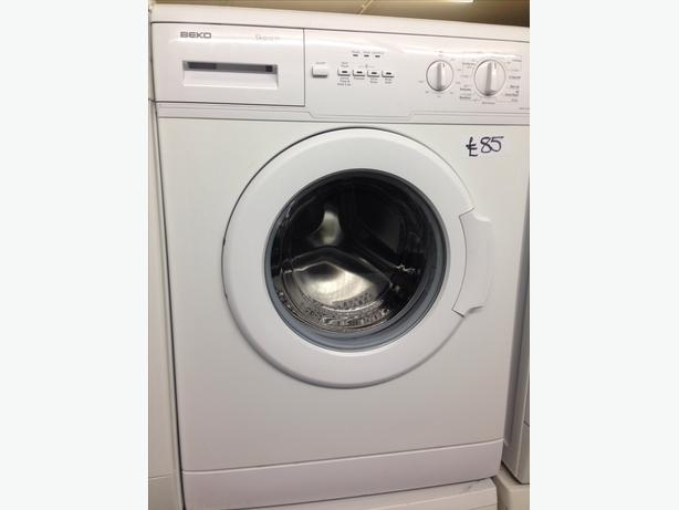 BEKO 5KG WASHING MACHINE WHITE0