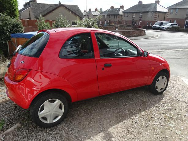 Ford KA 2003 low mileage