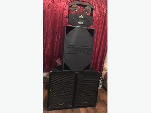Tannoy T40 Subwoofer (bass bin)