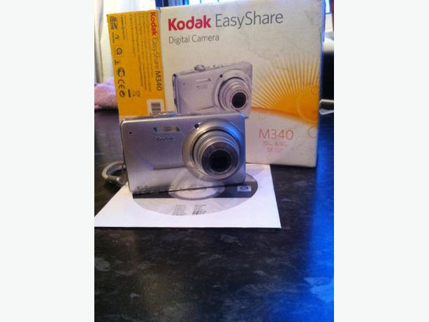 kodak easyshare camera instructions