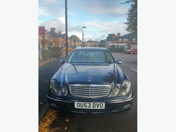 Cheap mercedes benz e class oldbury dudley for What is the cheapest mercedes benz