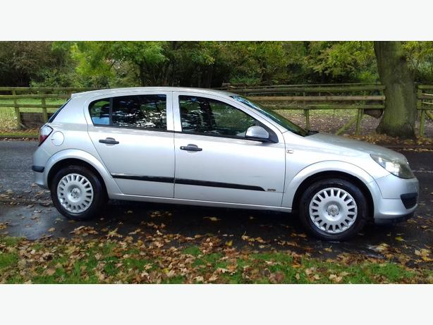 £900. 2005 VAUXHALL astra life twin port 1.4 12 months mot.