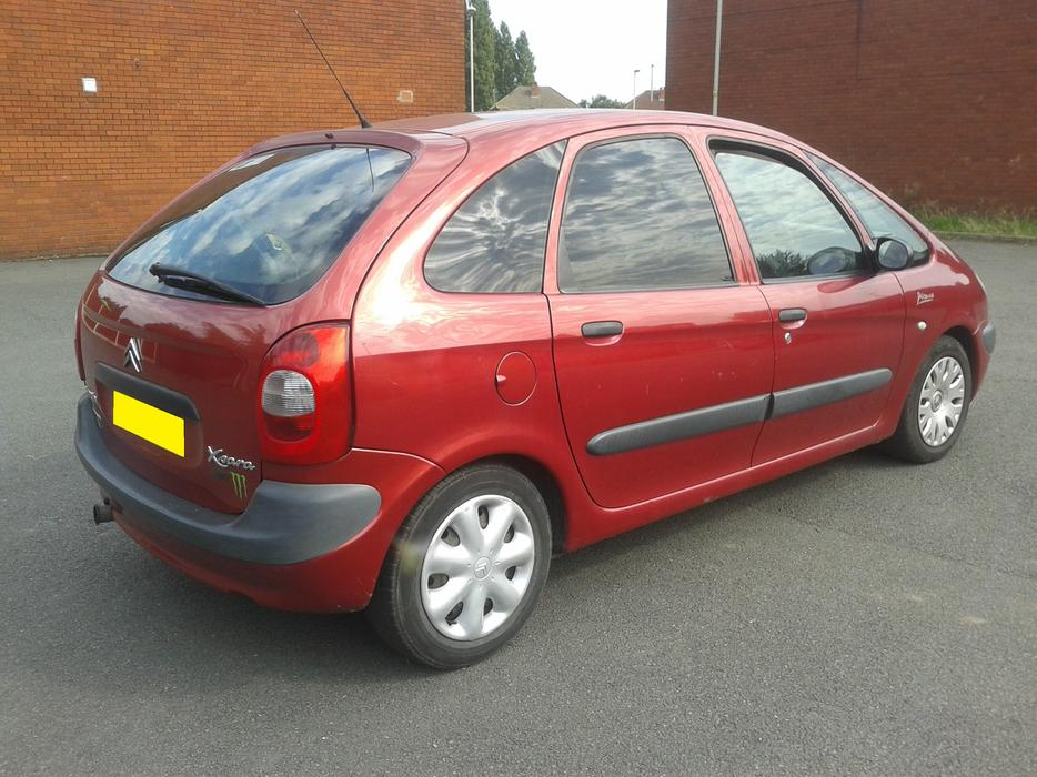 citroen xsara picasso 2 0 hdi spares or repairs bilston dudley. Black Bedroom Furniture Sets. Home Design Ideas