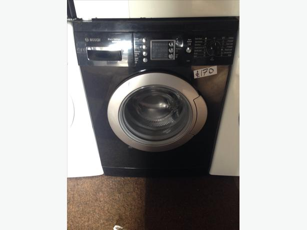bosch black edition 6kg washing machine wolverhampton wolverhampton. Black Bedroom Furniture Sets. Home Design Ideas