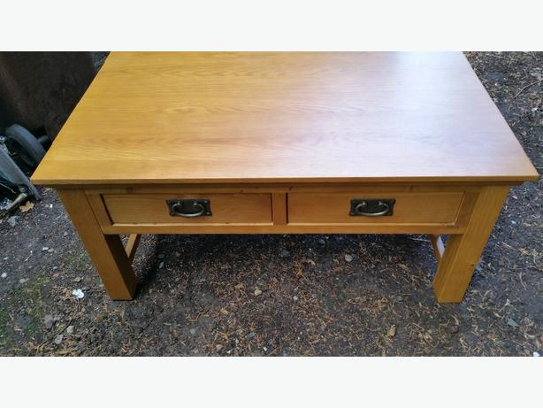 Coffee Table 2 X Slide Through Drawers V Clean 20 Wednesfield Dudley