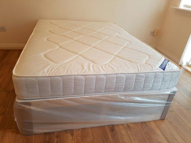 LUXURY DOUBLE DIVAN BED