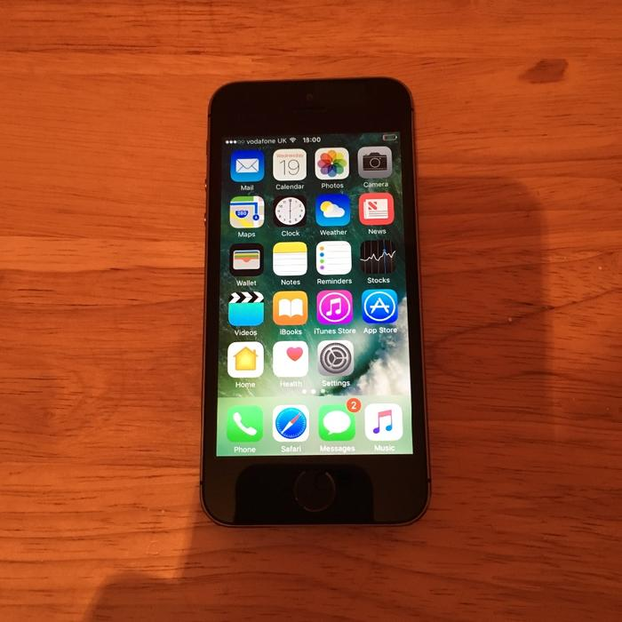 iphone 5 s unlocked iphone 5s 32gb space grey unlocked a west bromwich 3312