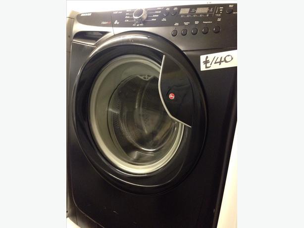 hoover vision hd 8kg washing machine manual