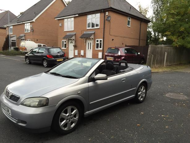 vauxhall astra convertible roof manual override