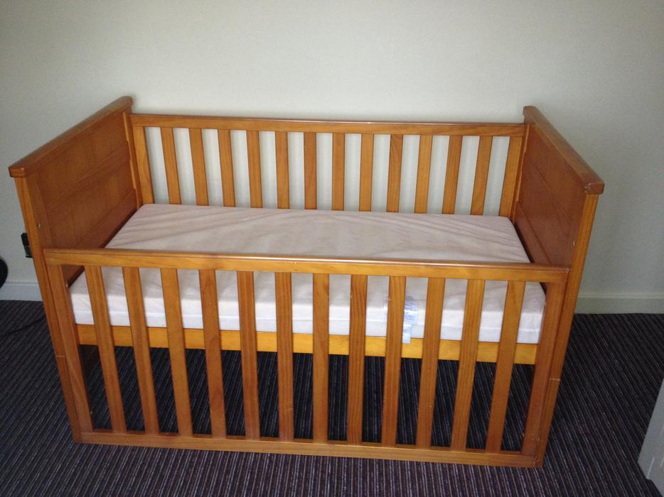 Next Baby Cot Bed With Mattress Oldbury Wolverhampton