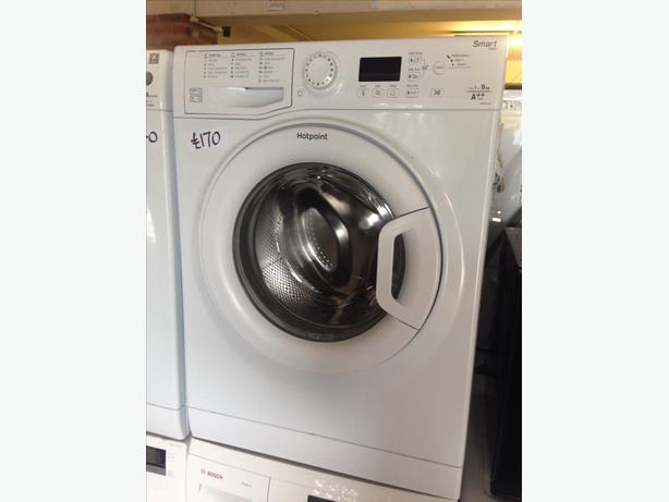 hotpoint 1 9kg washing machine wolverhampton wolverhampton. Black Bedroom Furniture Sets. Home Design Ideas