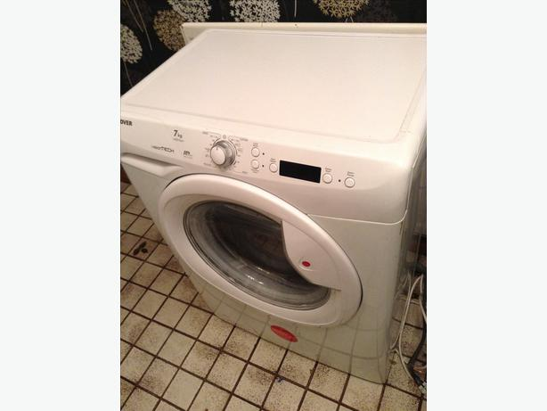 hoover 1400 washing machine manual