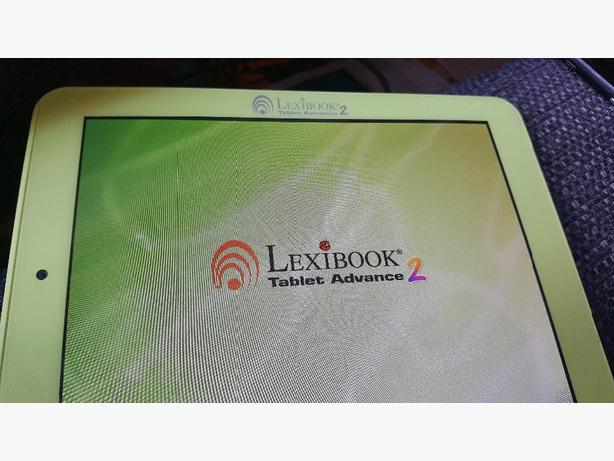 lexibook tablet advance 2