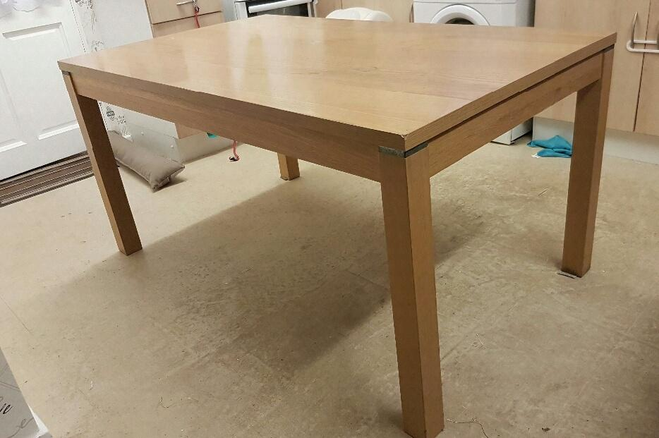 Used Walsall Kitchen Table And Chairs