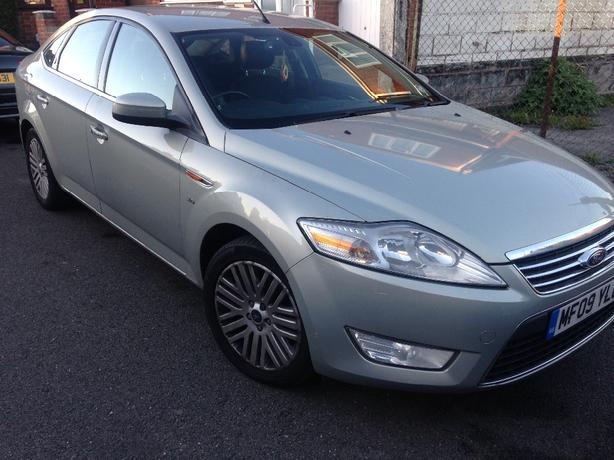 ford mondeo 2009 09 plate 2 0 tdci ghia 100k 5 door hatchback other black country location sandwell. Black Bedroom Furniture Sets. Home Design Ideas