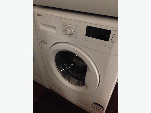 beko 7kg washing machine lcd display wolverhampton dudley. Black Bedroom Furniture Sets. Home Design Ideas