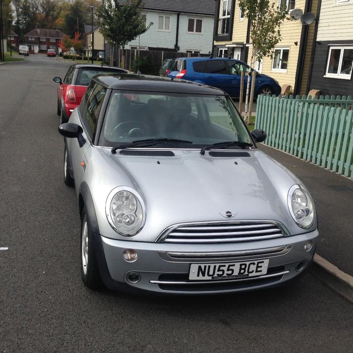 mini cooper 2005 55 plate 1 6 coupe 2 owners service history moted other black country location