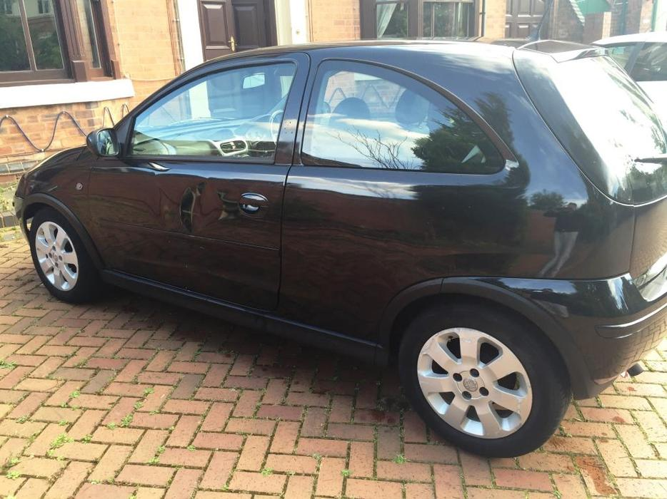 2004 vauxhall corsa 1 3 cdti 16v life 3dr walsall dudley. Black Bedroom Furniture Sets. Home Design Ideas