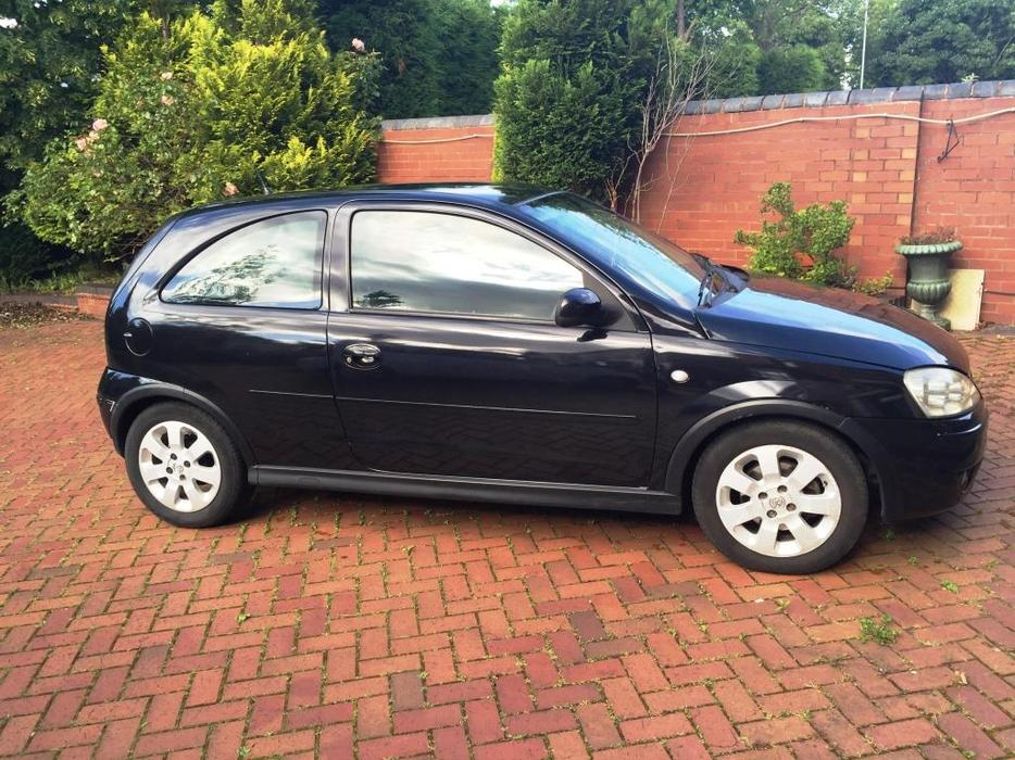 2004 vauxhall corsa 1 3 cdti 16v life 3dr walsall wolverhampton. Black Bedroom Furniture Sets. Home Design Ideas