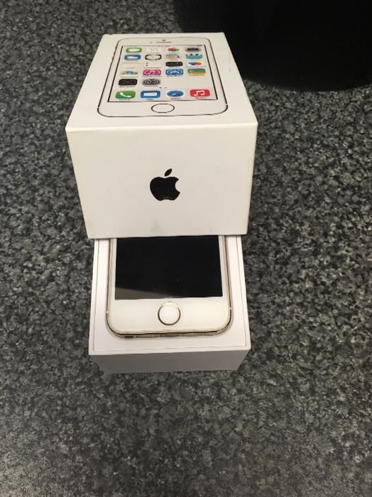 Iphone 5s Gold West Bromwich Sandwell