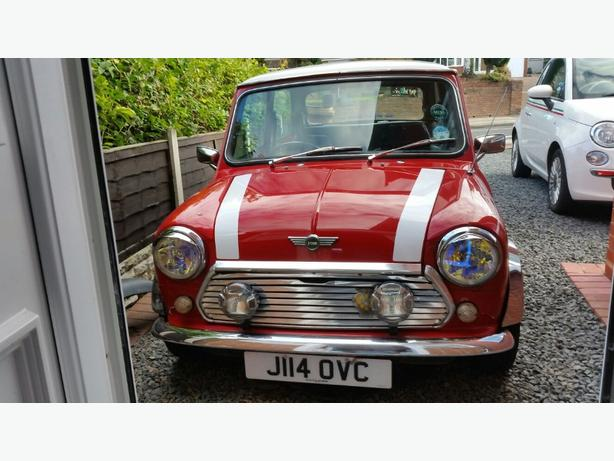 CLASSIC MINI MAYFAIR 1991