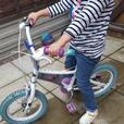 disney frozen 14in bike