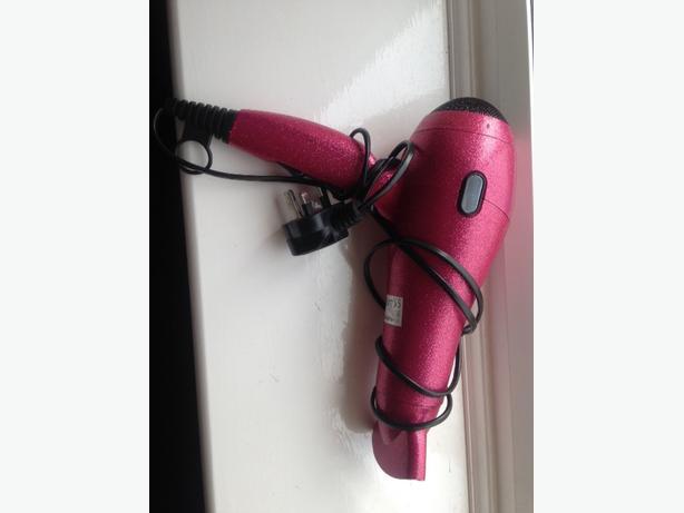 Pink Hair Dryer ~ Bargain pink hair dryer wolverhampton dudley