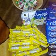 JOB LOT OF POLISH SWEETS AND CHOLOCATES