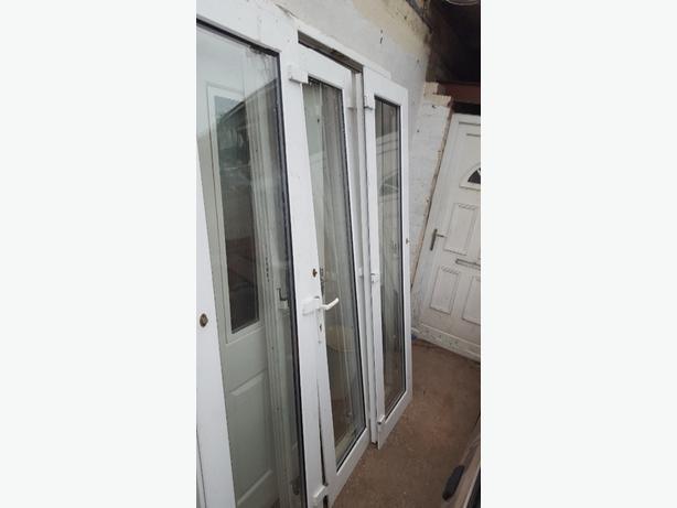 Upvc french doors bilston wolverhampton for Ready made upvc doors