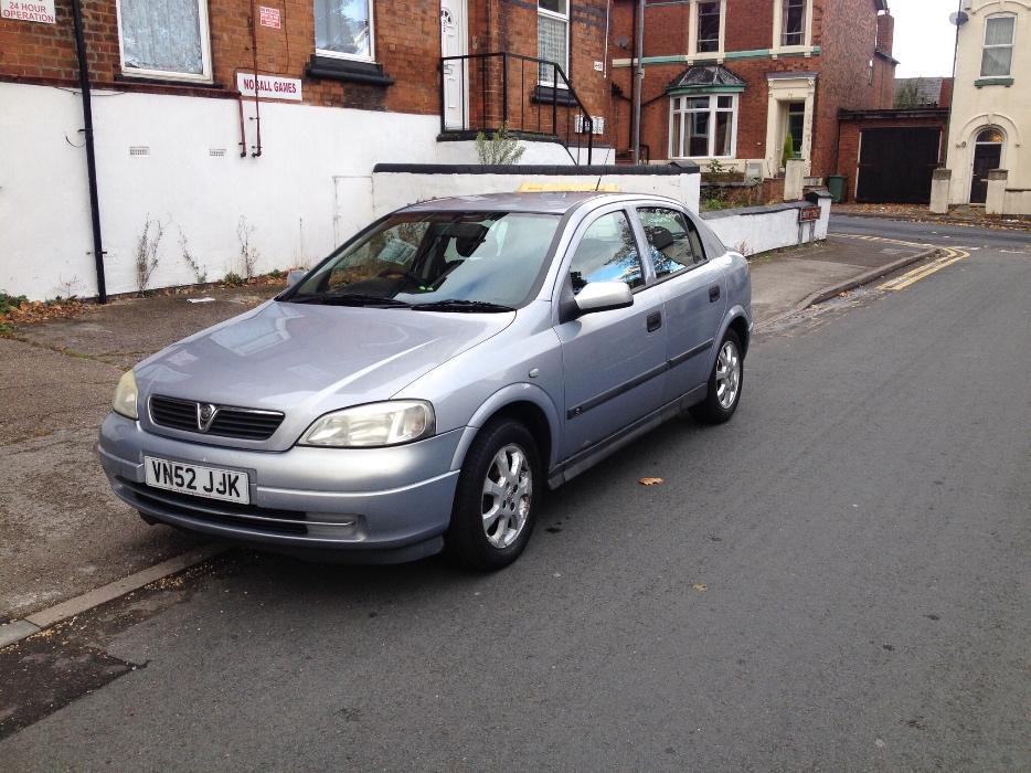 vauxhall astra 1 7 diesel new mot new battery walsall. Black Bedroom Furniture Sets. Home Design Ideas