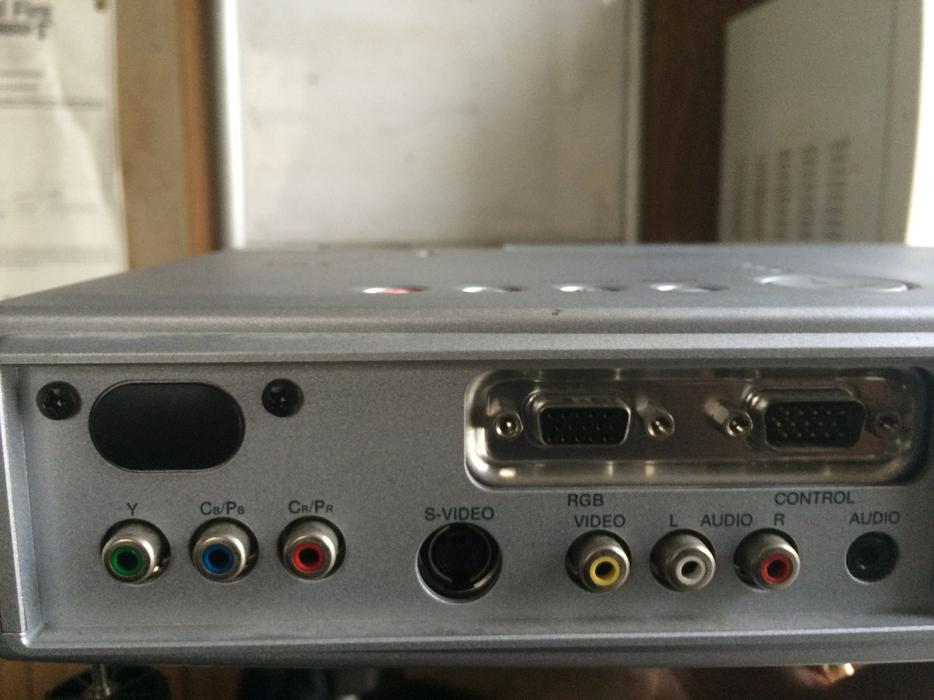 Hitachi cp s225 Lcd Projector manual