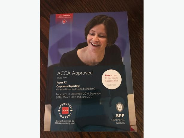ACCA P2 Study Text