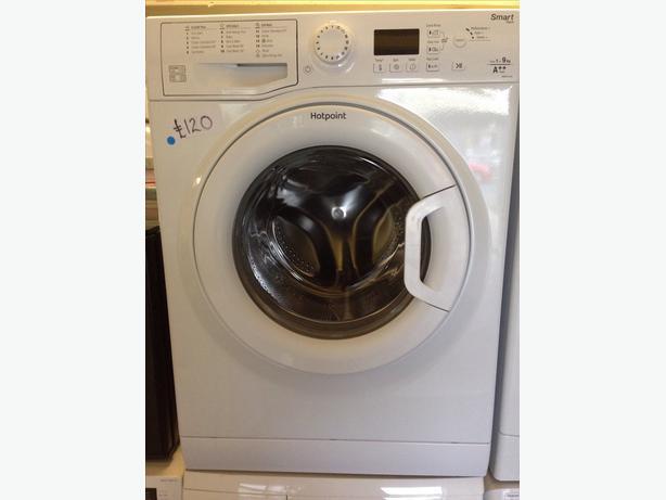 hotpoint 1 9kg washing machine wolverhampton dudley. Black Bedroom Furniture Sets. Home Design Ideas