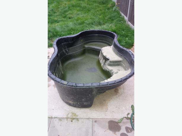 Fish ponds in wolverhampton mobile for Large fish ponds for sale