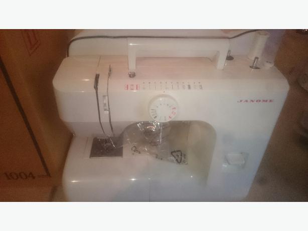 janome jf1004 sewing machine