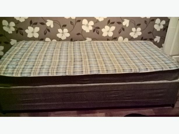 Single bed base mattress delivery dudley wolverhampton for Single bed base