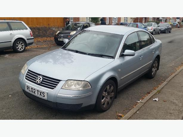 2003 vw passat 2 5 v6 tdi cambelt changed service history other sandwell. Black Bedroom Furniture Sets. Home Design Ideas